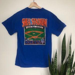 New York Mets Shea Stadium Final Season Shirt